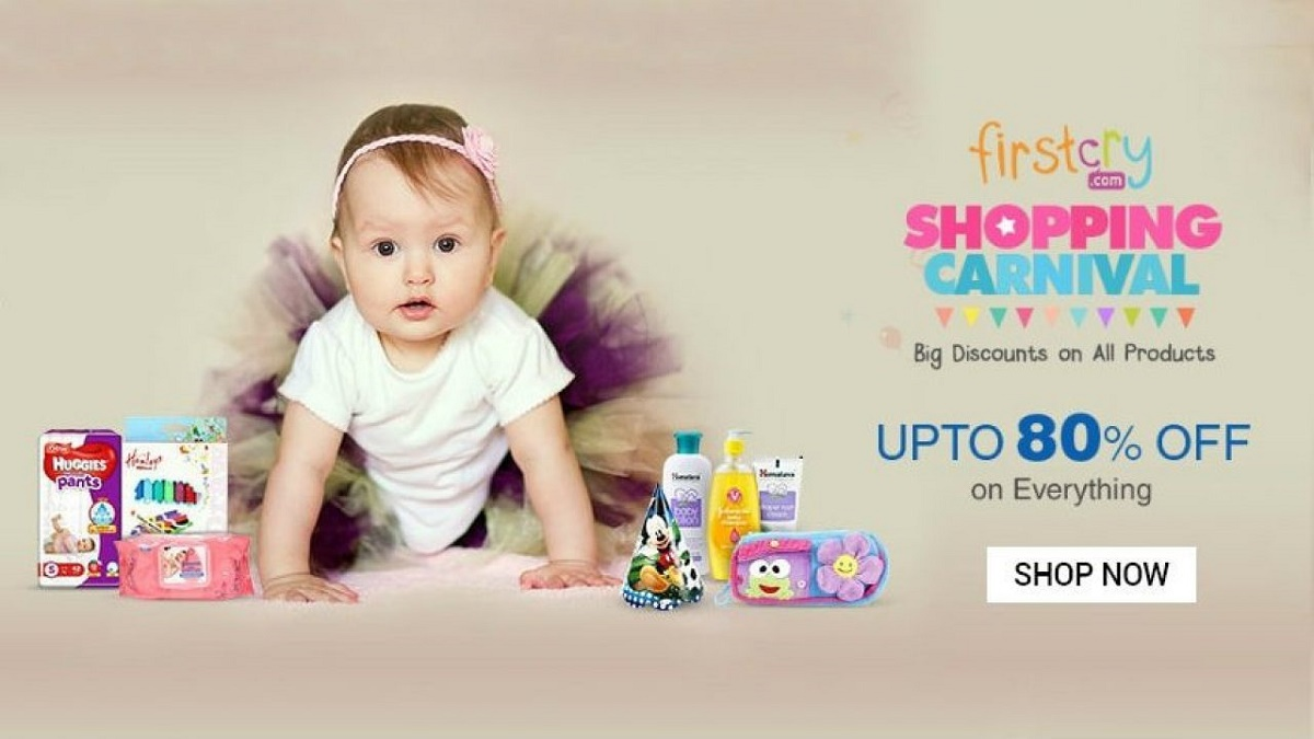 Firstcry Shopping Offers